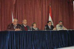 إفتتاح أولى جلسات تطوير المؤسسة الثقافية العمالية بواسطة المركز العريي للإدارة و التنمية