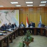 """في مصر: """"سرور"""" و""""جبالي"""" يبحثان التكلفة المالية لتطوير الجامعة والمؤسسة الثقافية العمالية"""