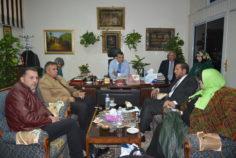لقاء تعاقد مع شركة توزيع كهرباء مصر الوسطى والعليا وجنوب الصعيد