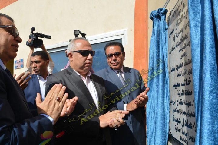 بحضور  ا/ عبد الفتاح ابراهيم تم افتتاح فرع الزقازيق بعد اغلاق دام لمدة سبع سنوات