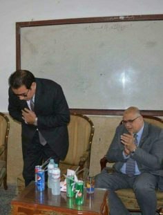 أفتتاح فرع الجامعة العمالية بالأسكندرية