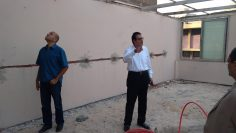 إنشاء مركز للتدريب المتكامل للفندقة