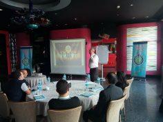 إفتتاح فعاليات برنامج أعضاء لجان السلامة والصحة المهنية