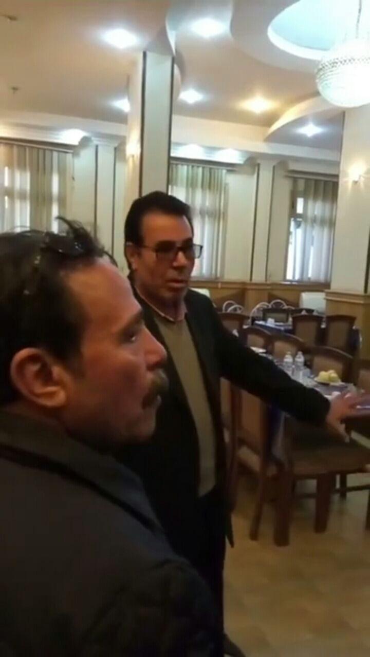 الجبالى و عبد الفتاح بدار الأقامة