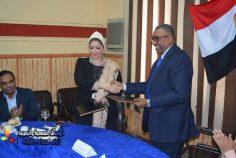 تتشرف الجامعة العمالية بتوقيع تعاون مع الجمعية العمومية لنساء مصر والاكاديمية العربية لإعداد القادة