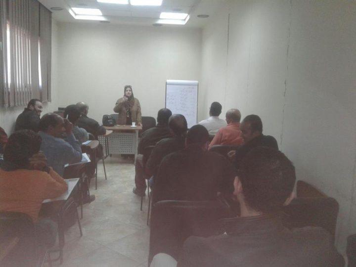 افتتاح دورة أعضاء لجان السلامة بالشركة المصرية لصناعة النشا والجلوكوز بمسطرد بمعهد السلامة والصحة المهنية