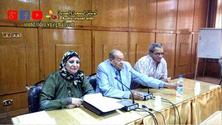 دورة هيئات المكاتب ( أمناء عاميين ومساعديهم ) التي تنفذها النقابة العامة للبناء والأخشاب