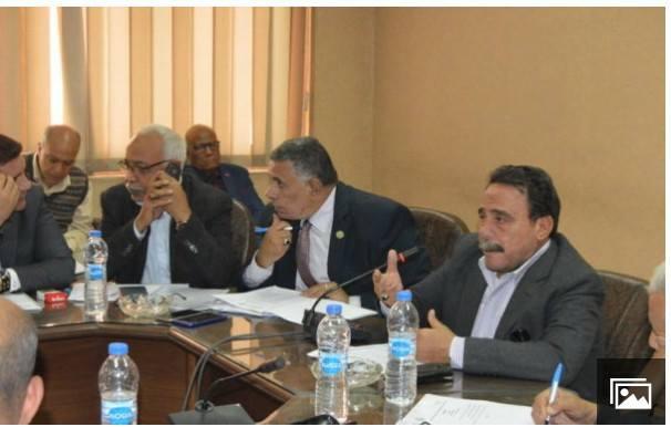 """اجتماع موسع برئاسة """"المراغى"""" .. لجنة فنية لتطوير الجامعة العمالية"""