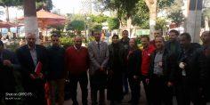 دورة أعضاء لجان سلامة وصحة مهنية بالنادي الأهلي