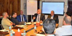 البرنامج التدريبي لأعضاء اللجنة العمالية بشركة النقل الجماعي بالمملكة العربية السعودية