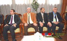 انعقد المؤتمر الخاص باجتماع المجلس التنفيذي والامانة العامة للإتحاد العربي لعمال الصناعات المعدنية والميكانيكية والكهربائية بمسرح المؤسسة الثقافية العمالية ومن المقرر على ان تكون فاعليات المؤتمر في الفترة من 1 اكتوبر وحتى 4 اكتوبر 2019