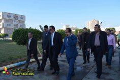 افتتاح فرع الجامعة العمالية بكفر الشيخ