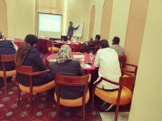 برنامج تنمية المهارات النقابيه بفندق بورسعيد هيلنان و المنفذ عن طريق مركز بورسعيد للثقافه العماليه