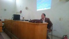 دورة اخصائي وفني السلامة والصحة المهنية بهيئة الاسعاف المصرية بالبحيرة