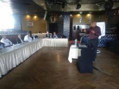 برنامج أعضاء لجان السلامة والصحة المهنية